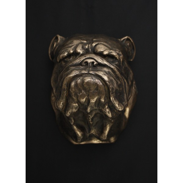 English Bulldog - figurine (bronze) - 431 - 2084