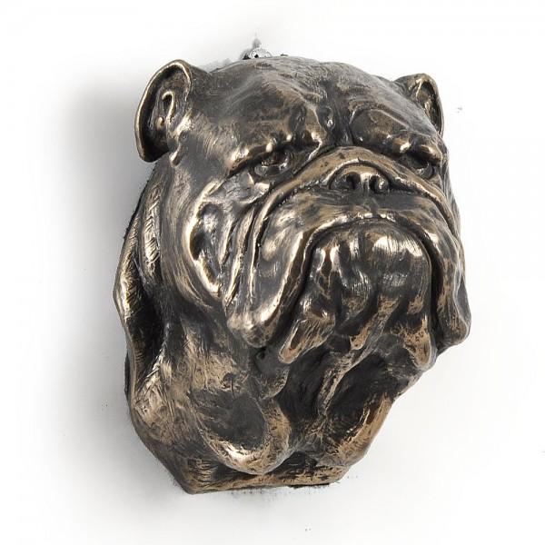 English Bulldog - figurine (bronze) - 431 - 2525