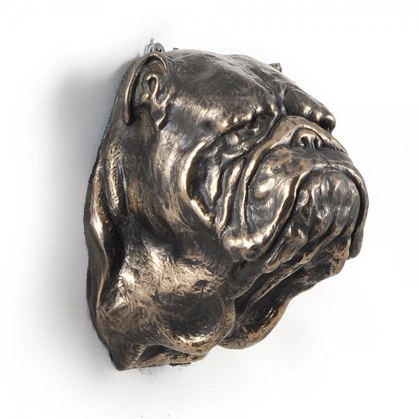 English Bulldog - figurine (bronze) - 431 - 2526