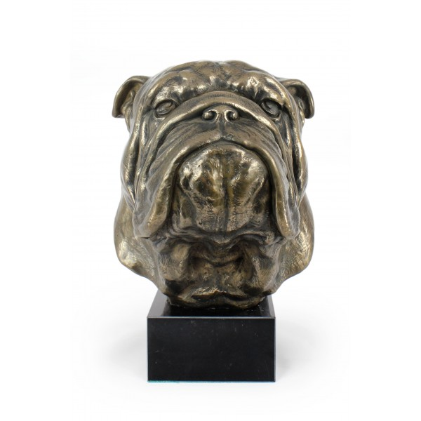 English Bulldog - figurine (resin) - 141 - 7657