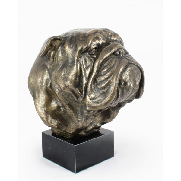 English Bulldog - figurine (resin) - 141 - 7658