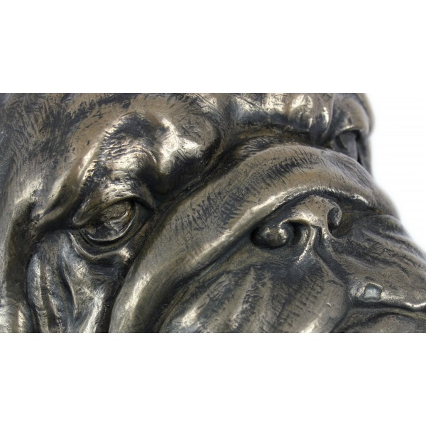 English Bulldog - figurine (resin) - 141 - 7660
