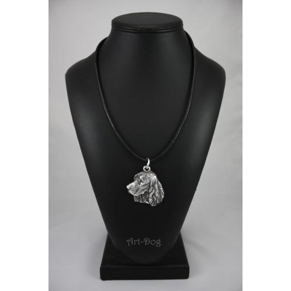 English Springer Spaniel - necklace (strap) - 397 - 1425