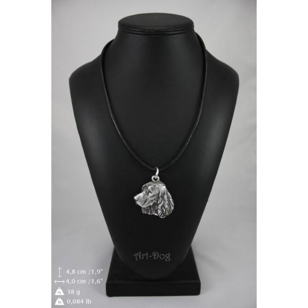 English Springer Spaniel - necklace (strap) - 397 - 9026