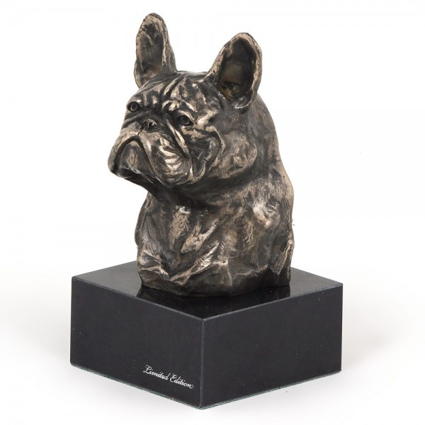 French Bulldog - figurine (bronze) - 218 - 3038