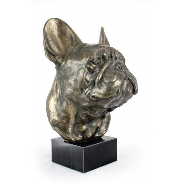 French Bulldog - figurine (resin) - 144 - 7679