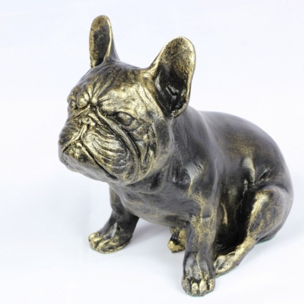 French Bulldog - figurine (resin) - 364 - 16276