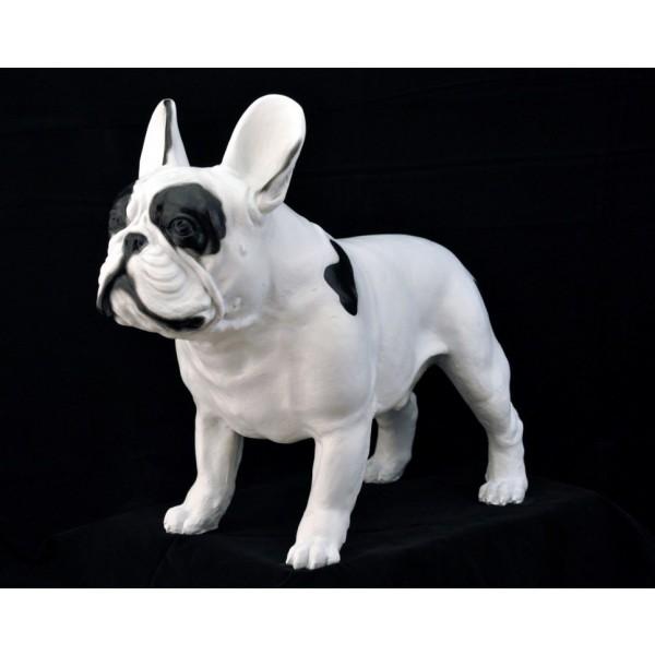 French Bulldog - statue (resin) - 2 - 63