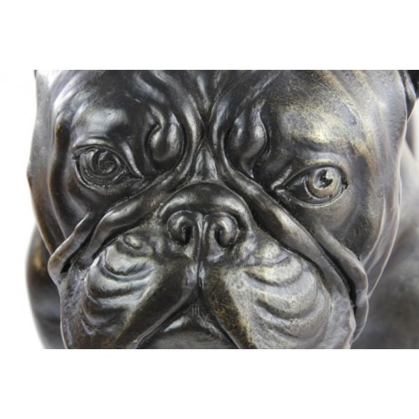 French Bulldog - statue (resin) - 2 - 21725