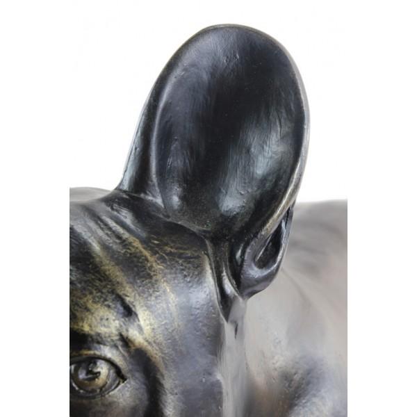 French Bulldog - statue (resin) - 2 - 21727