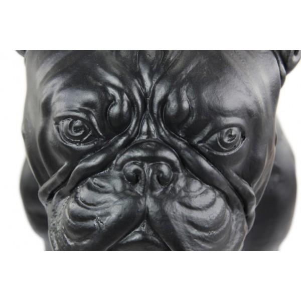 French Bulldog - statue (resin) - 2 - 21749