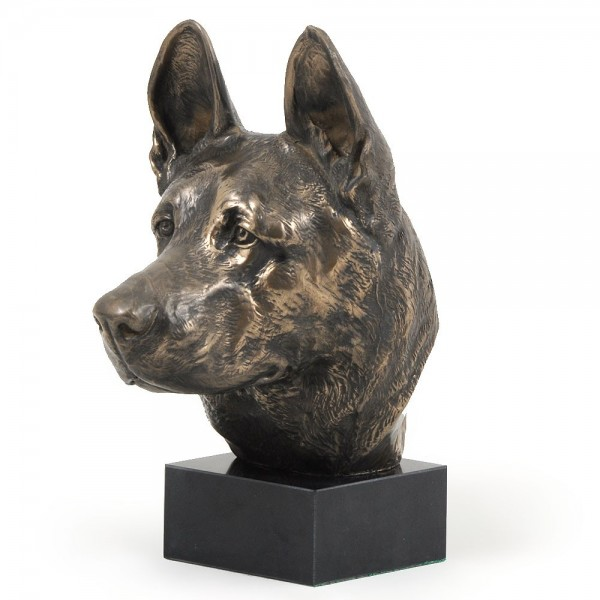German Shepherd - figurine (bronze) - 222 - 3083