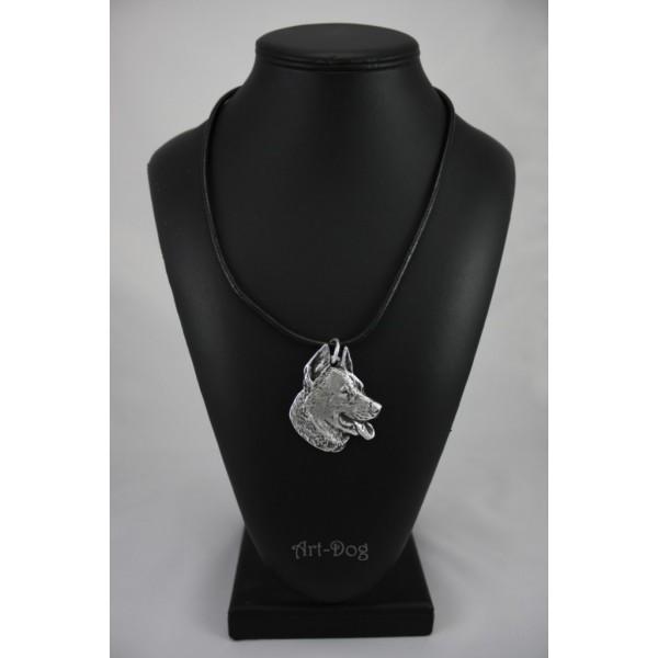 German Shepherd - necklace (strap) - 192 - 821