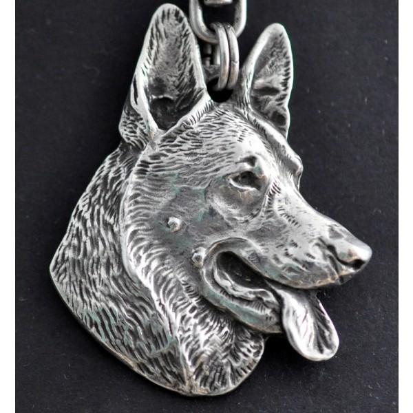 German Shepherd - necklace (strap) - 192 - 823