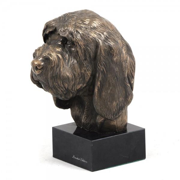 Grand Basset Griffon Vendéen - figurine (bronze) - 224 - 2896