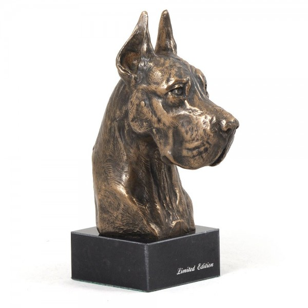 Great Dane - figurine (bronze) - 226 - 2898