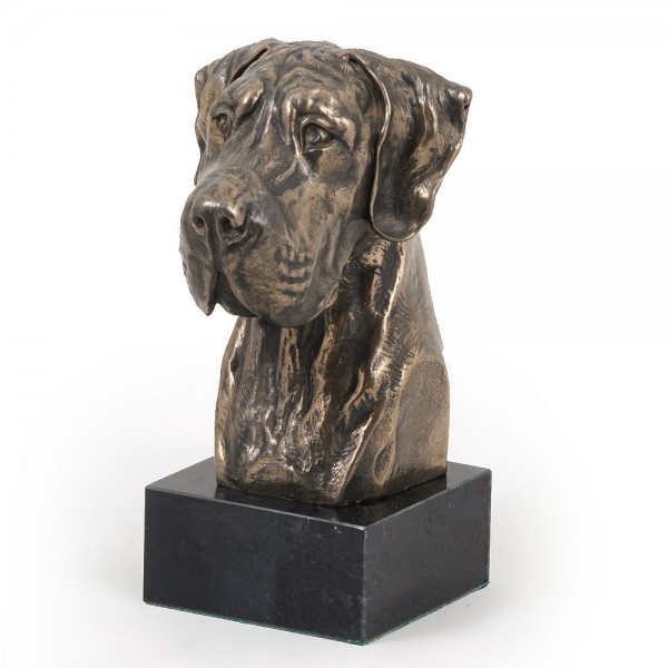 Great Dane - figurine (bronze) - 228 - 3080