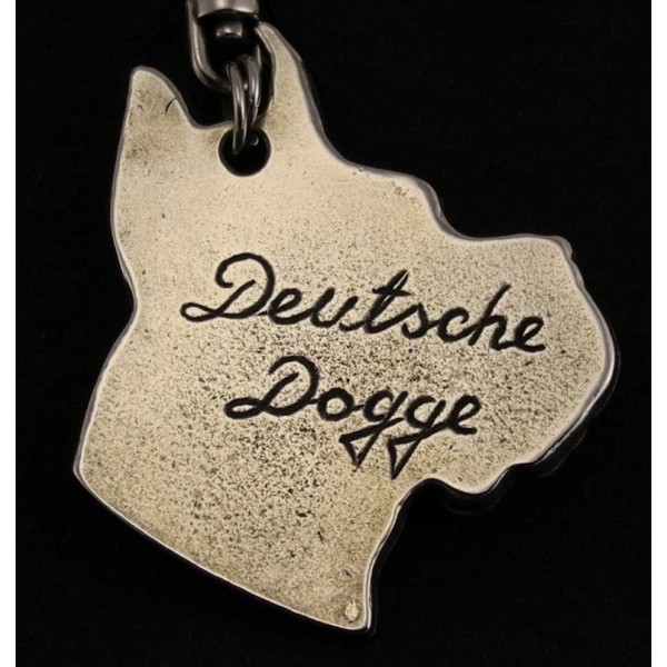 Great Dane - necklace (strap) - 123 - 681