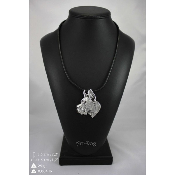 Great Dane - necklace (strap) - 123 - 8954