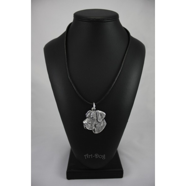 Great Dane - necklace (strap) - 265 - 1042