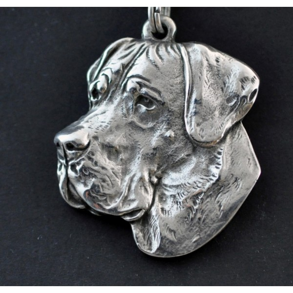 Great Dane - necklace (strap) - 265 - 1044