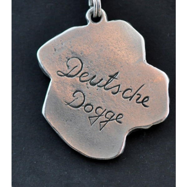 Great Dane - necklace (strap) - 265 - 1046