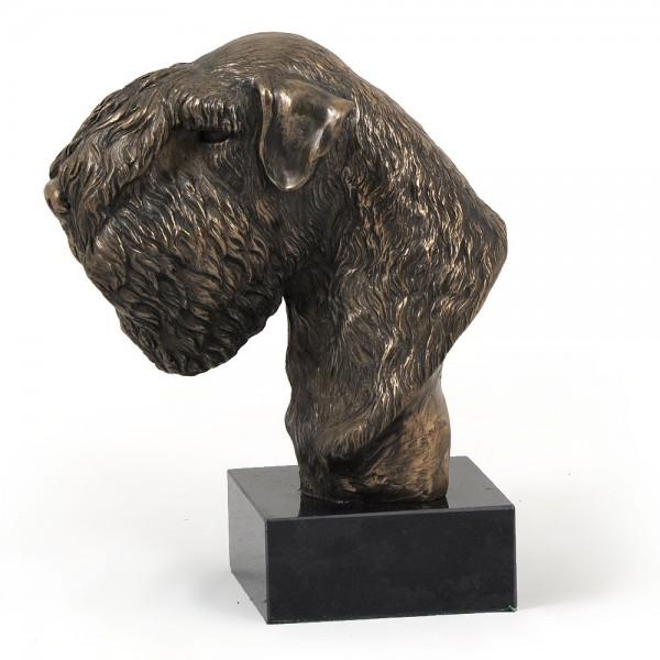 Irish Soft Coated Wheaten Terrier - figurine (bronze) - 314 - 2959