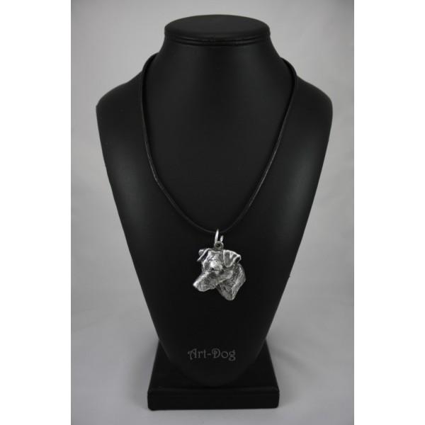 Jack Russel Terrier - necklace (strap) - 426 - 1504