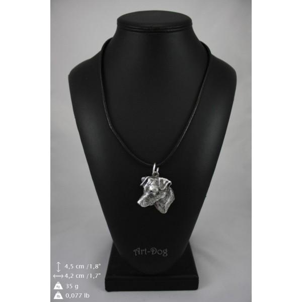 Jack Russel Terrier - necklace (strap) - 426 - 9038
