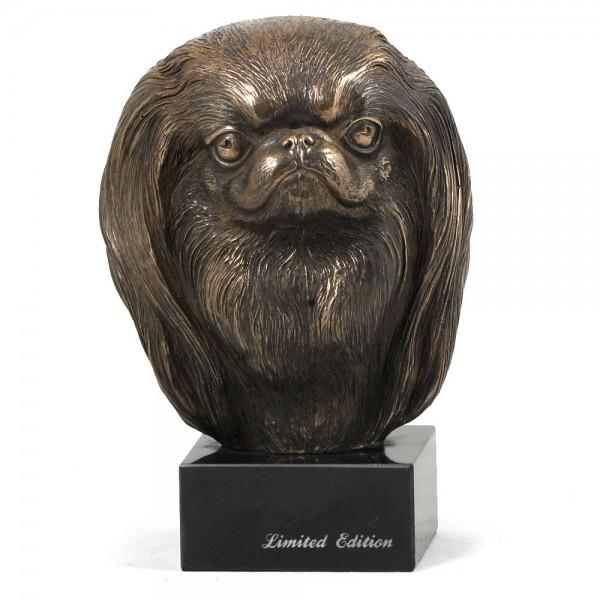 Japanese Chin - figurine (bronze) - 234 - 2911