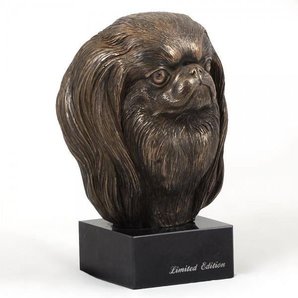 Japanese Chin - figurine (bronze) - 234 - 2912