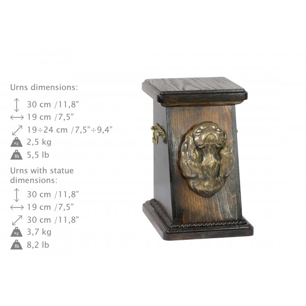 King Charles Spaniel - urn - 4223 - 39321