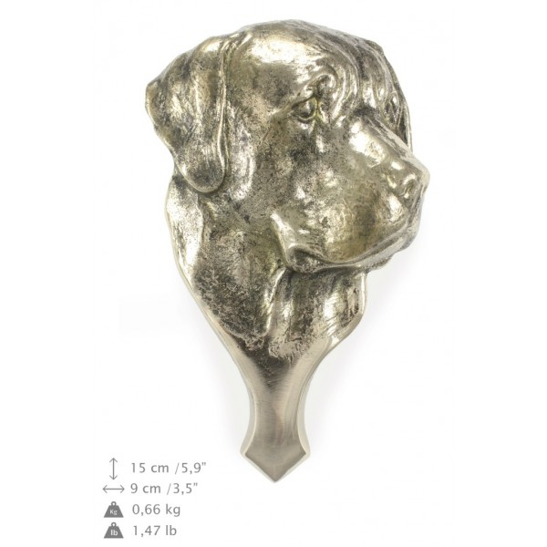 Labrador Retriever - knocker (brass) - 334 - 7317
