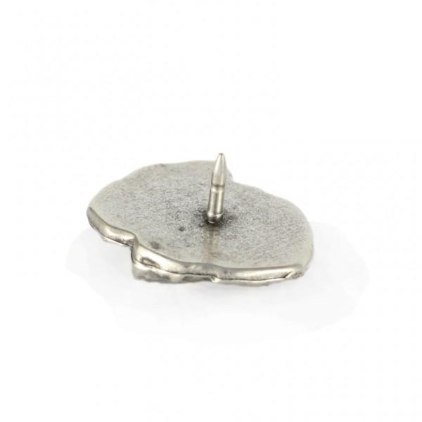 Labrador Retriever - pin (silver plate) - 471 - 25996