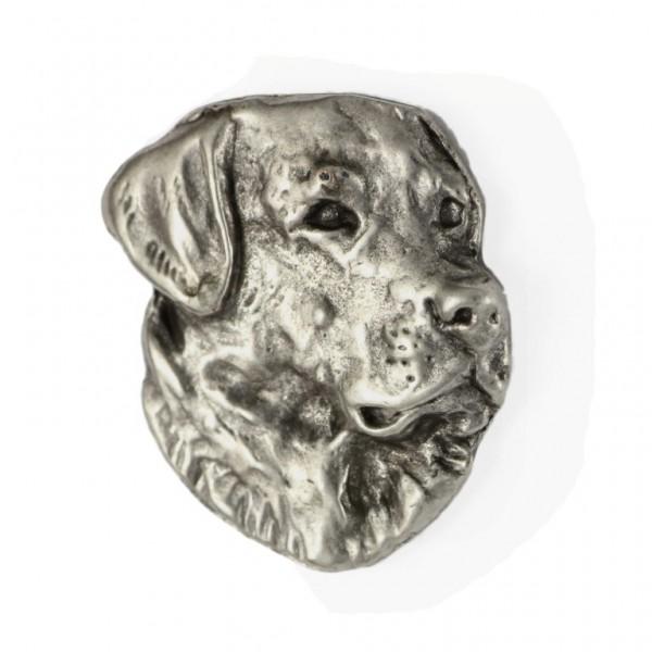 Labrador Retriever - pin (silver plate) - 471 - 25997