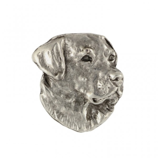 Labrador Retriever - pin (silver plate) - 471 - 25998