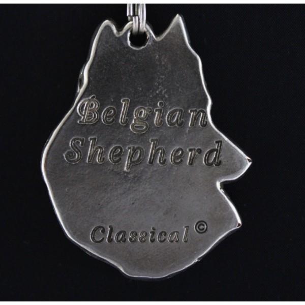 Malinois - necklace (strap) - 329 - 1274