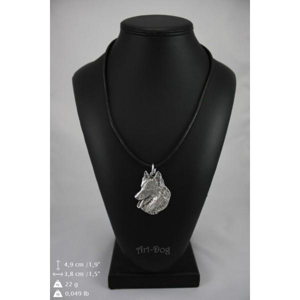 Malinois - necklace (strap) - 329 - 9002