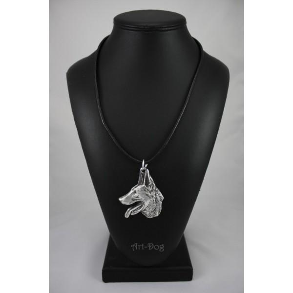 Malinois - necklace (strap) - 432 - 1519