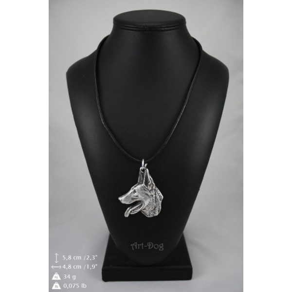 Malinois - necklace (strap) - 432 - 9042