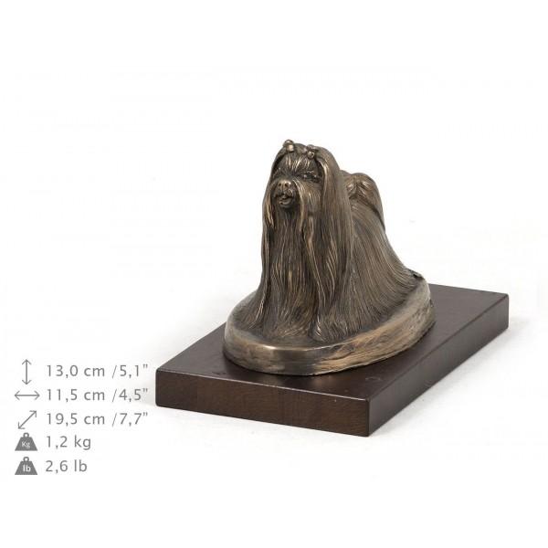 Maltese - figurine (bronze) - 609 - 8348