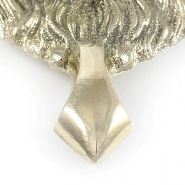 Pekingese - knocker (brass) - 337 - 7334
