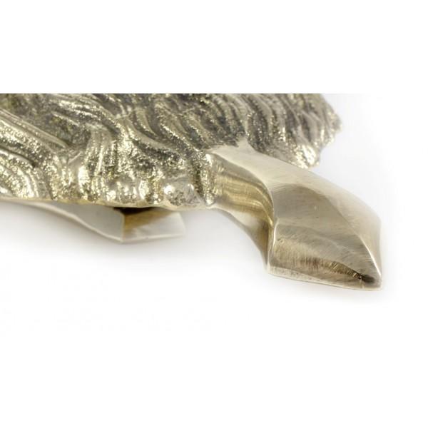 Pekingese - knocker (brass) - 337 - 7335