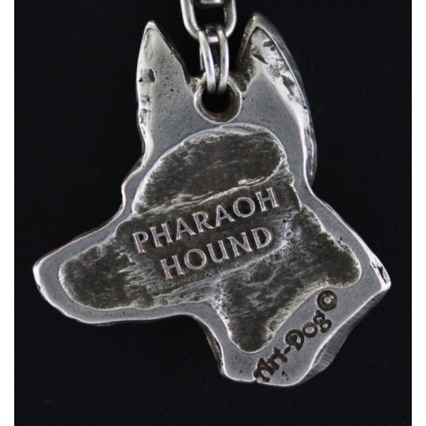 Pharaoh Hound - necklace (strap) - 423 - 1502