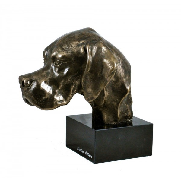 Pointer - figurine (bronze) - 263 - 6977