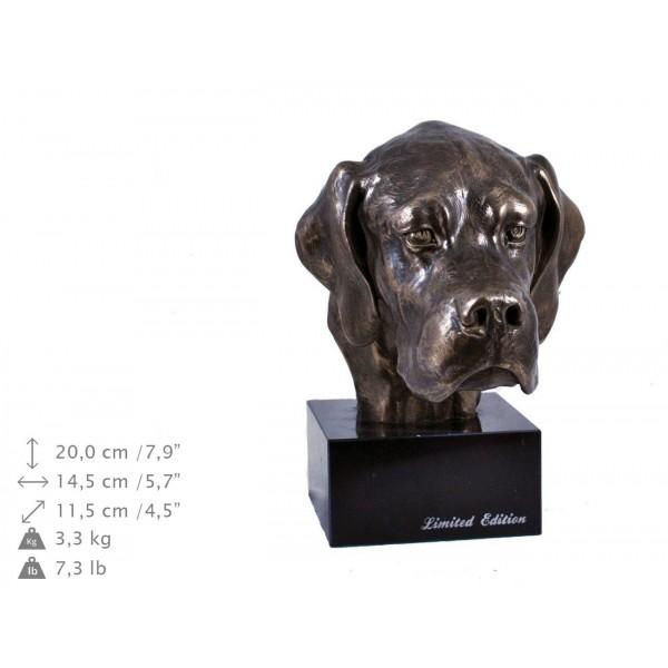 Pointer - figurine (bronze) - 263 - 9163