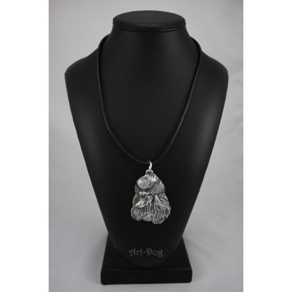 Poodle - necklace (strap) - 385 - 1388