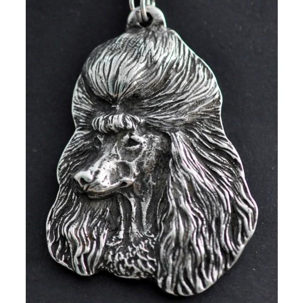 Poodle - necklace (strap) - 385 - 1389