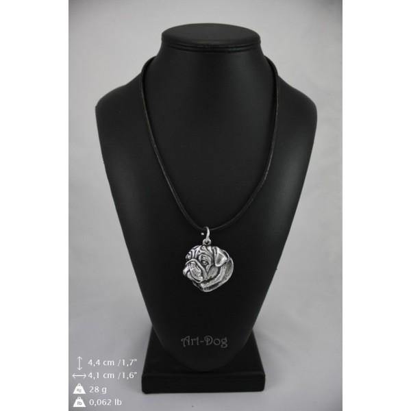Pug - necklace (strap) - 136 - 8955