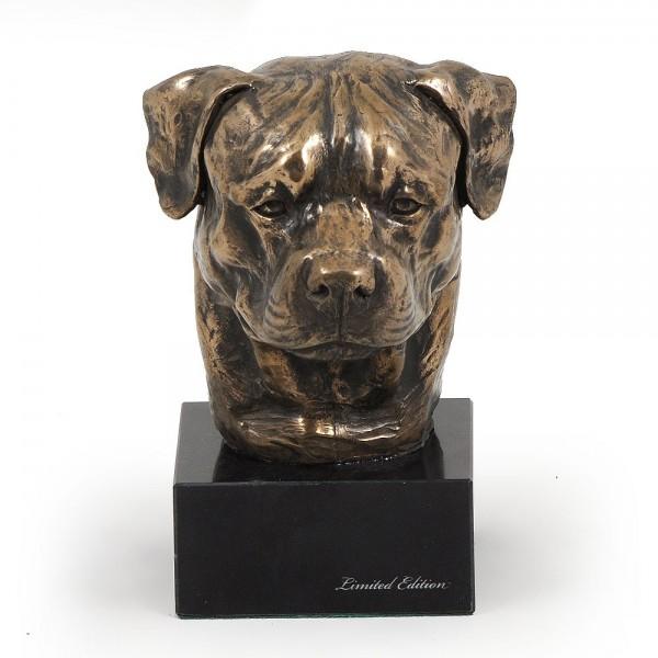 Rottweiler - figurine (bronze) - 282 - 2935